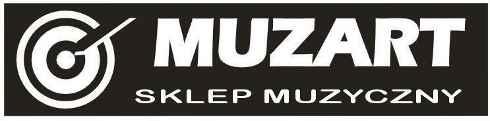 """""""MUZ-ART"""" Sklep muzyczny"""