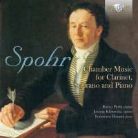 Spohr: Chamber Music for Clarinet, Soprano and Piano