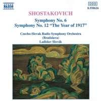 Shostakovich: Symphonies Nos. 6 and 12