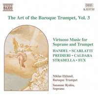 The Art of the Baroque Trumpet Vol. 3