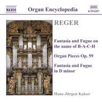 REGER: Organ Works Vol. 3