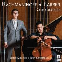 Rachmaninoff & Barber: Cello Sonatas