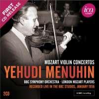Mozart: Violin Concertos Nos. 1, 2, 3, 4 & 7
