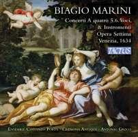 Marini: Concerti a 4, 5, 6 voci & Instromenti Op. 7