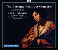 The Baroque Recorder Conderto - An Anthology