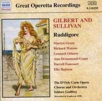 GILBERT and SULLIVAN: Ruddigore