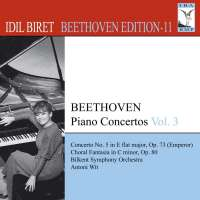 BEETHOVEN: Piano Concertos, Vol. 3 (Biret Beethoven Edition, Vol. 11)
