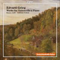 Grieg: Works for Violoncello & Piano