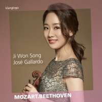 Mozart.Beethoven: Works for Violin & Piano