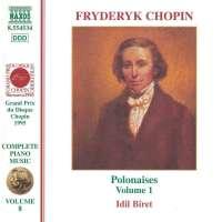 CHOPIN: Piano Music - Polonaises (vol.1)
