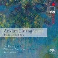 An-lun Huang: Piano Trios 1 & 2