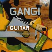 Gangi: Music for Guitar