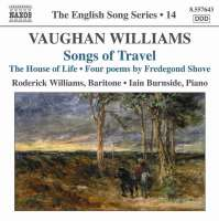 VAUGHAN WILLIAMS: Songs of travel, ...