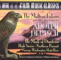 DEUTSCH: The Maltese Falcon