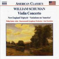 SCHUMANN W.: Violin Concerto