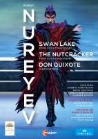 The Nureyev Box - Swan Lake, The Nutcracker, Don Quixote