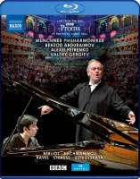Live from the 2016 BBC Proms at the Royal Albert Hall: Münchner Philharmoniker