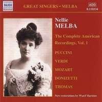 GREAT SINGERS - MELBA vol. 2