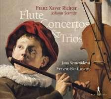 Richter & Stamitz: Flute Concertos & Trios