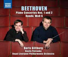 Beethoven: Piano Concertos Nos. 1 and 2