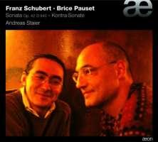Schubert: Piano Sonata, Pauset: Kontra-Sonate