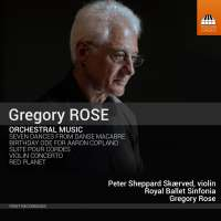 Rose: Orchestral Music