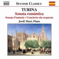 TURINA: Sonata romantica