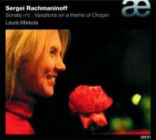 Rachmaninov: Piano Sonata N° 2, Variations