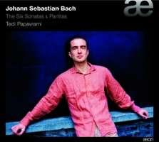 Bach: The Six Sonatas & Partitas