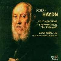Haydn: Cello Concertos In C And D, Symphony No. 22