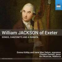 Jackson: Songs, Canzonets