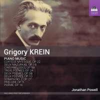 Krein: Piano Music