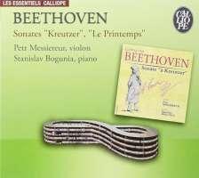 "Beethoven: Sonatas 5 ""Le Printemps"" & 9 ""Kreutzer"""