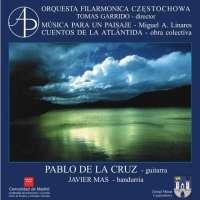 Cuentos de la Arlantida, Musique pour guitare et bandurria