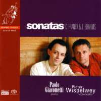 Brahms/Franck/Schumann: Sonatas