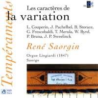 Rene Saorgin - Les Caracteres de la Variation