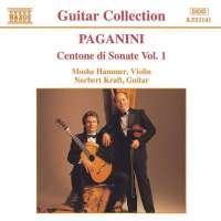 PAGANINI: Centone di Sonate vol. 1