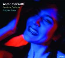 Piazzolla: Tangos für Bandoneonquartett