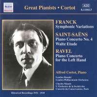 Saint-Saens/Ravel: Piano Concertos