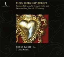 Mein Herz ist bereit - German Solo Cantatas for Bass