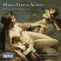 Agnesi: Arias with Instruments, 1749