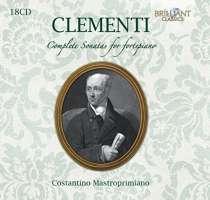 Clementi: Complete Sonatas for fortepiano