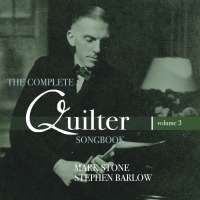 Quilter: Songbook Vol. 3