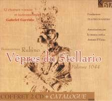 Rubino: Vespro della Beata Vergine (Palermo 1644)