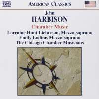 HARBISON: Chamber music