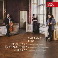 Zemlinsky; Rachmaninov; Arensky: Piano Trios