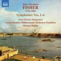 Fisher: Symphonies Nos. 1 - 6