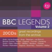 WYCOFANY  BBC Legends Volume 2