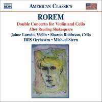 ROREM: Double Concerto; After Reading Shakespeare
