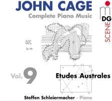 Cage: Complete Piano Music vol. 9